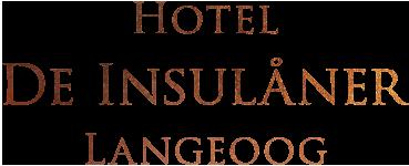 Hotel De Insulåner - Das familiäre Hotel auf Langeoog -